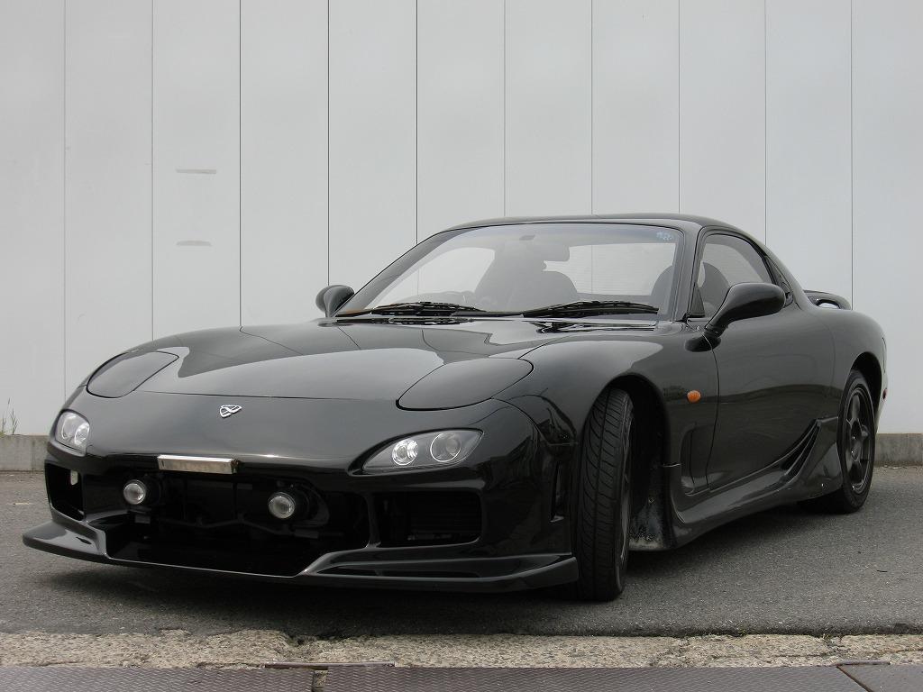100 Mazda Rx7 For Sale