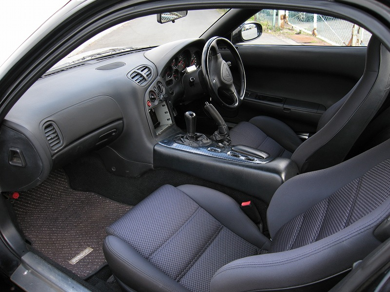 MAZDA RX-7 Type-R�UInterior Left Side