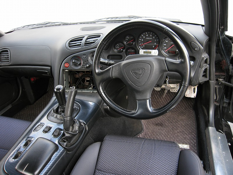 MAZDA RX-7 Type-R�UInterior Right Side