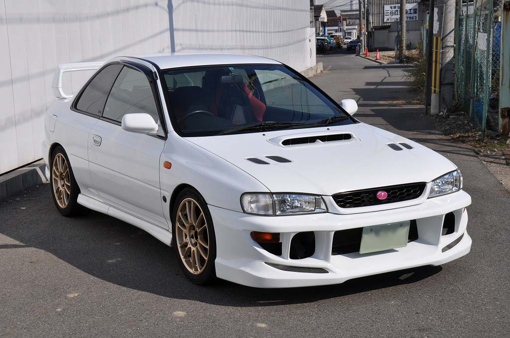 Stock List syousai subaru Impreza WRX STI Version6 for sale japan ...