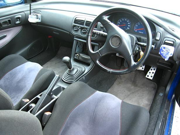 impreza inside view GC8