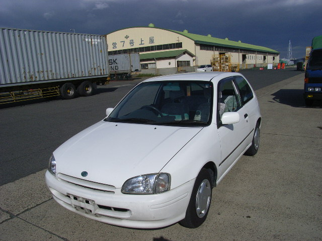 Stock List Syousai Toyota Starlet For Sale Japan Ep91 For