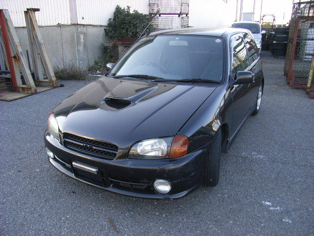 Stock List Syousai Toyota Starlet Glanza V For Sale Japan