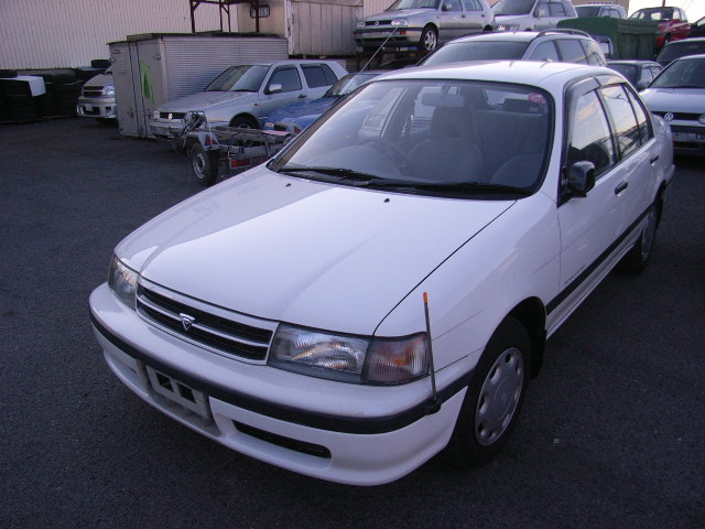 Stock List Syousai Toyota Tercel And Corsa For Sale Japan